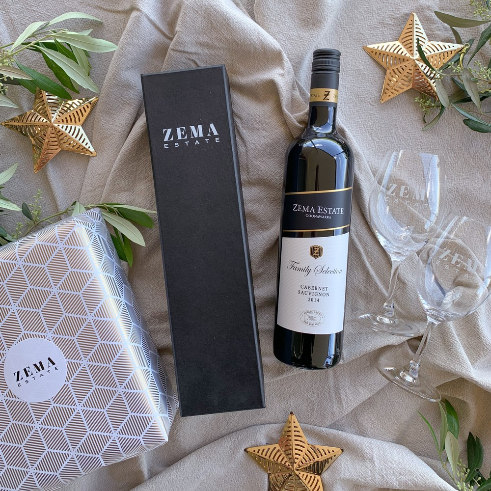 For Him | Wine + Glasses Pack