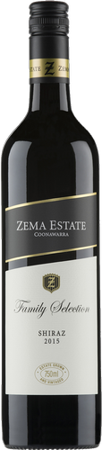 2015 Family Selection Shiraz